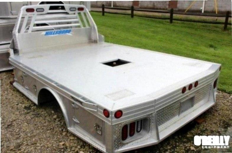 2017 Hillsboro Industries H3500 8 x 8.5 Truck Bed - Service Body