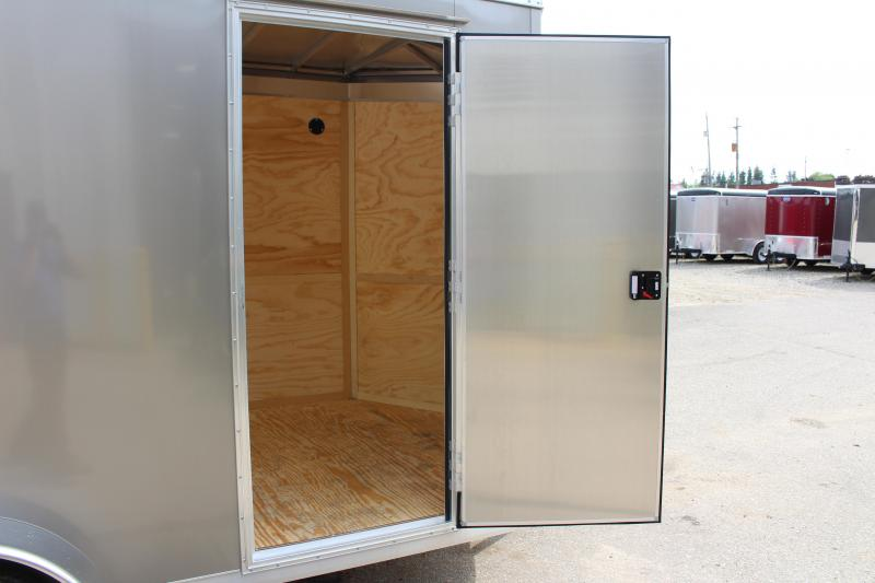 2018 NEO Trailers NAV 7 x 14 Enclosed Cargo Trailer