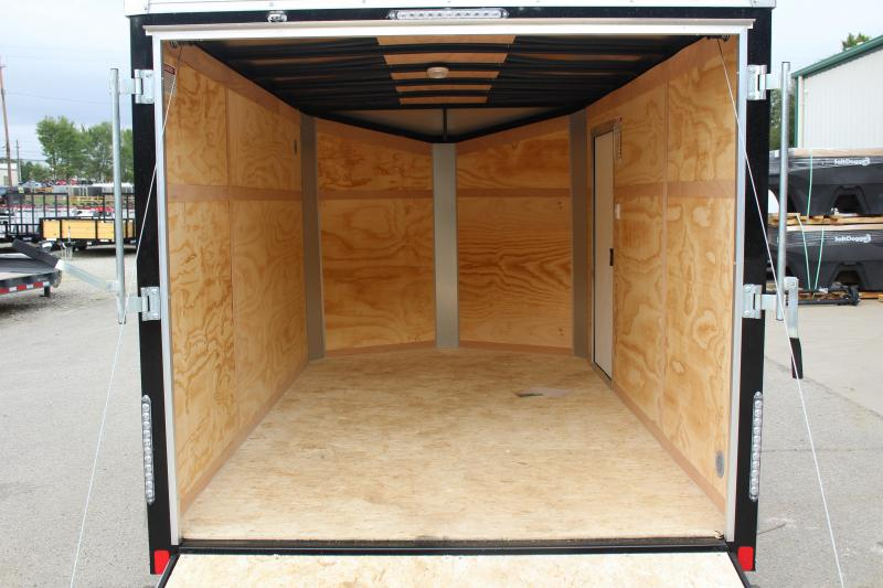2020 United Trailers XLV 7 x 12 Enclosed Cargo Trailer