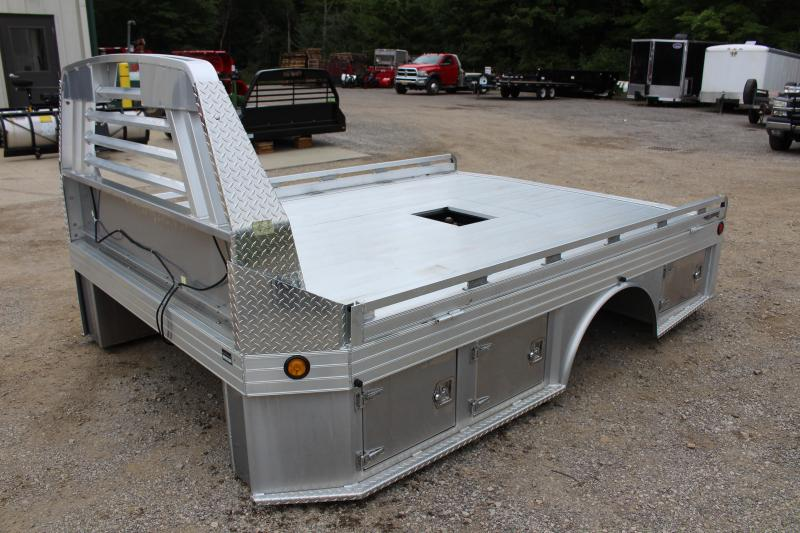 2019 Hillsboro Industries H4000 8 x 11.4 Truck Bed - Service Body