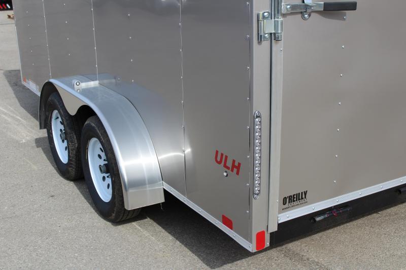 2019 United Trailers ULH 7' x 14' Enclosed Cargo Trailer