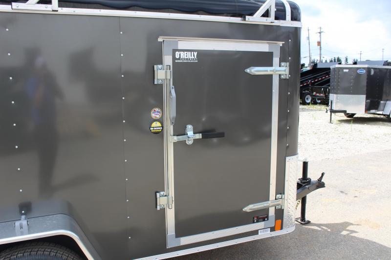 2019 United Trailers ULH 5 x 10 Enclosed Cargo Trailer