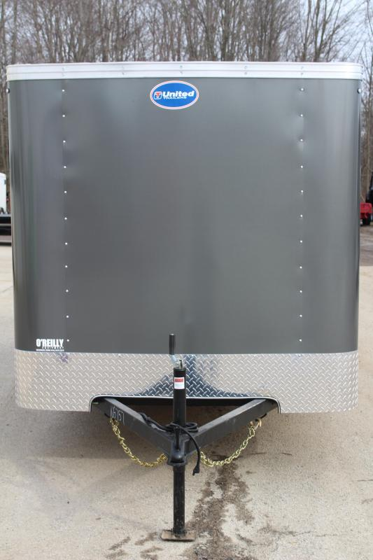 2019 United Trailers XLE-612SA30-S Enclosed Cargo Trailer