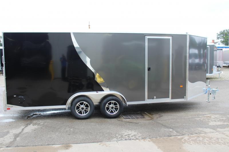 2019 NEO Trailers NAS 7.5 X 22 Enclosed Cargo Trailer