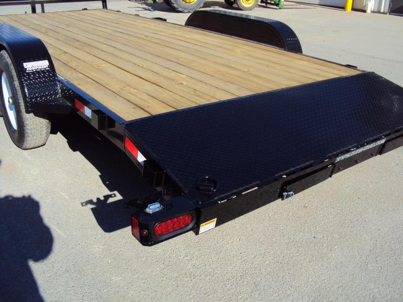 2018 Sure-Trac 7x18 Car Hauler