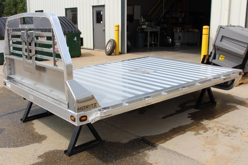 2019 Moritz International TBA8-11.4 Truck Bed - Flat Bed