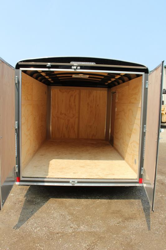 2020 United Trailers ULH 7' x 12'' Enclosed Cargo Trailer