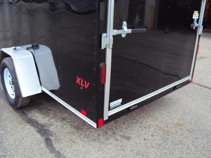 2018 United Trailers XLV 6 x 12 Enclosed Cargo Trailer