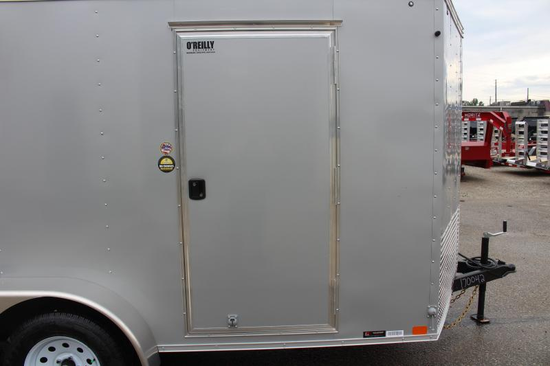 2020 United Trailers XLV 7 x 14 Enclosed Cargo Trailer