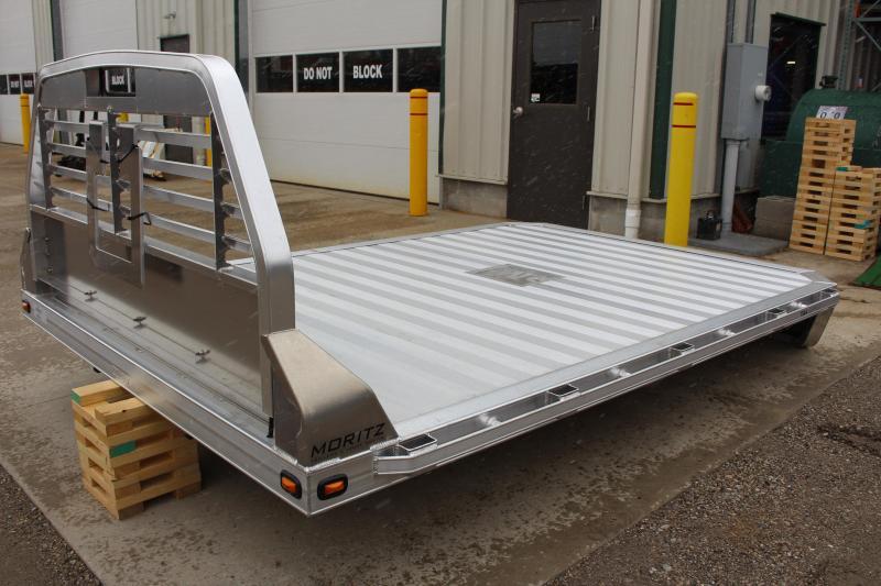 2018 Moritz International TBA8-114 Truck Bed - Flat Bed