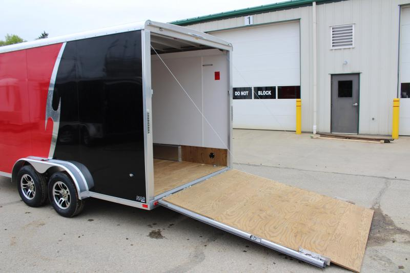 2019 NEO Trailers NAS 7.5 X 18 Enclosed Cargo Trailer