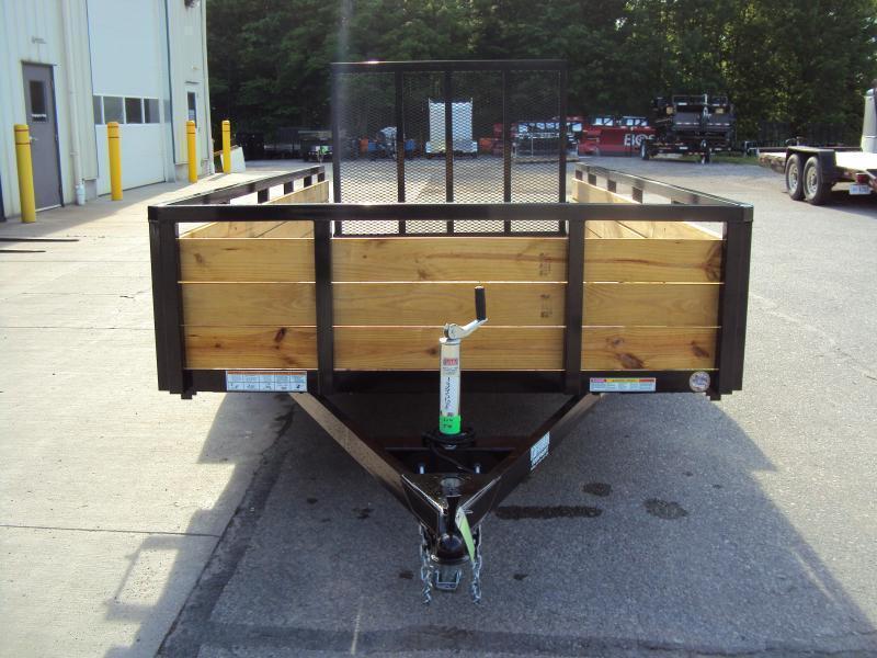 2019 Sure-Trac 6 x 12 Utility Trailer