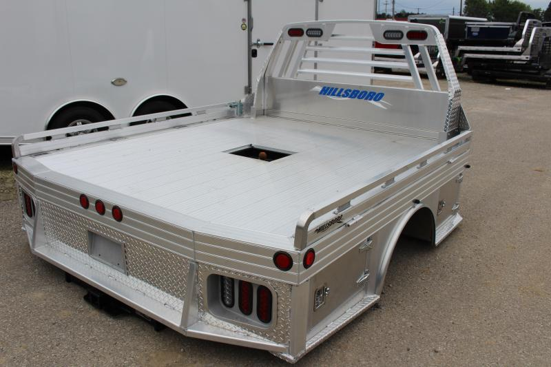 2019 Hillsboro Industries H4000 8 x 9.4 Truck Bed - Service Body