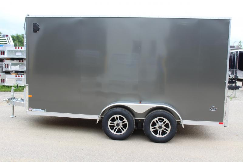 2019 NEO Trailers NAVR 7 x 14 Enclosed Cargo Trailer