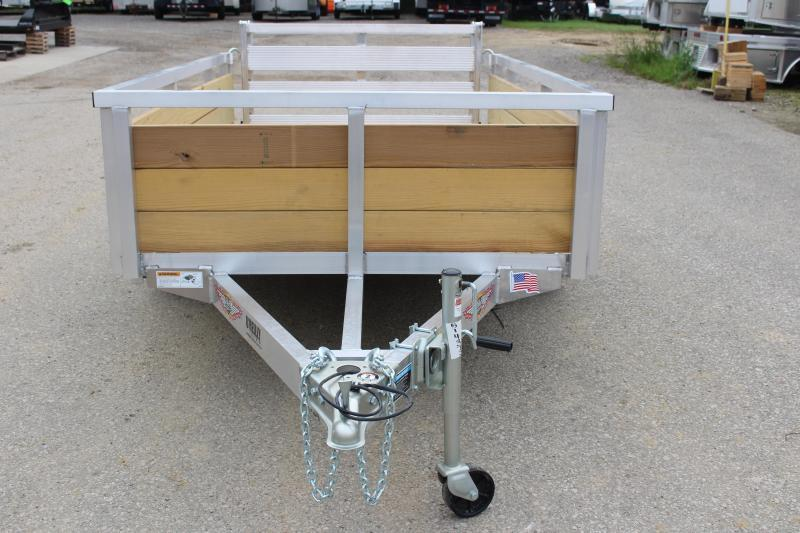 2019 H and H Trailer 5 x 8 Utility Trailer