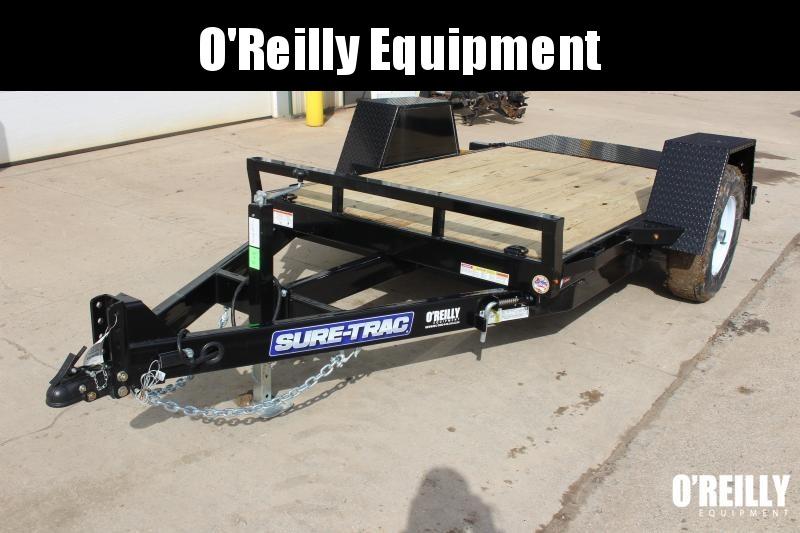 2018 Sure-Trac 5 x 10 TILT Equipment Trailer in Ashburn, VA