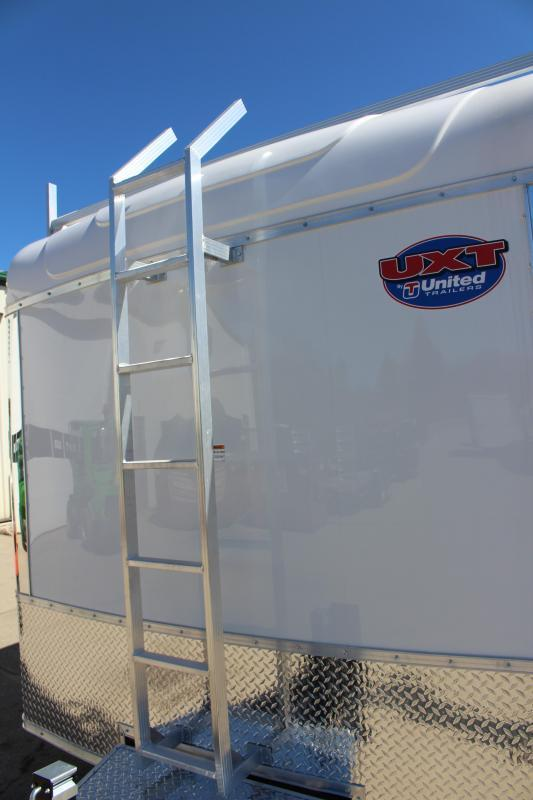 2020 United Trailers UXT 8.5x16 TOOL CRIB Enclosed Cargo Trailer