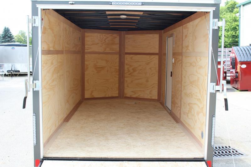 2019 United Trailers XLV 7 x 14 Enclosed Cargo Trailer