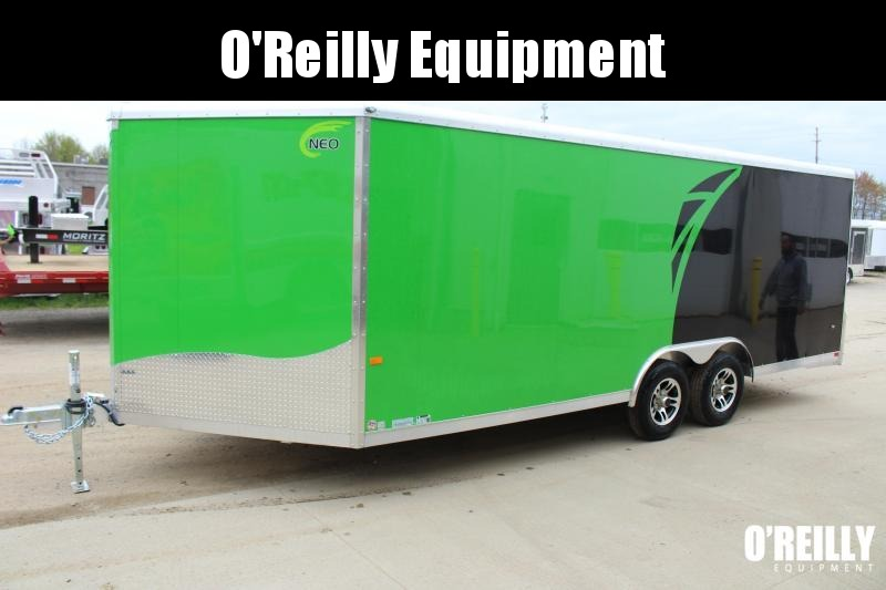 2019 NEO Trailers NCBS 8.5 x 20 Enclosed Cargo Trailer in Ashburn, VA