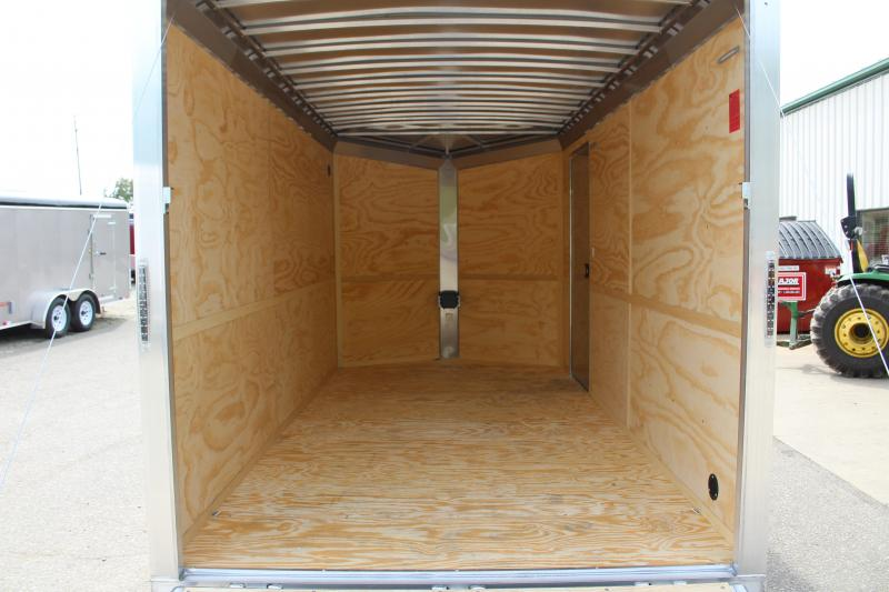 2019 NEO Trailers NAV 7 x 14 Enclosed Cargo Trailer