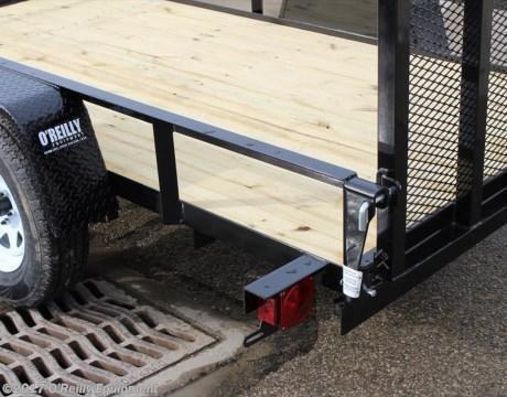 2017 Sure-Trac 5x10 Utility Trailer