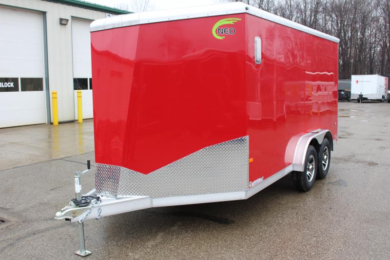 2019 NEO Trailers NHD1475TR6 Enclosed Cargo Trailer in Ashburn, VA