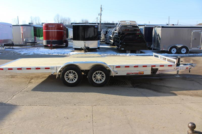 2019 H and H Trailer H8220EXA-100 Car / Racing Trailer
