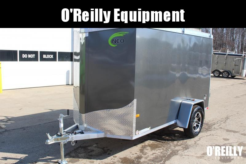2019 NEO Trailers NAV 5 x 10  Enclosed Cargo Trailer in Ashburn, VA