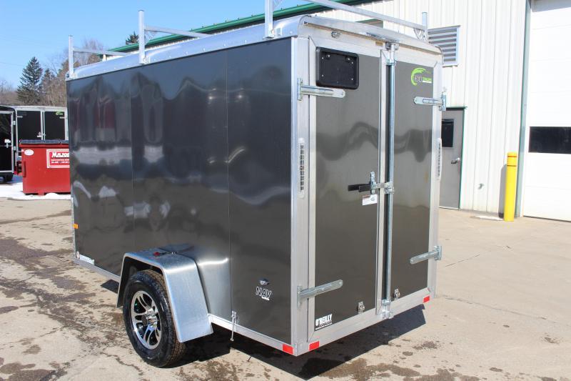 2019 NEO Trailers NAV 5 x 10  Enclosed Cargo Trailer