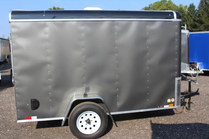 2020 United Trailers ULH 5 x 10 Enclosed Cargo Trailer