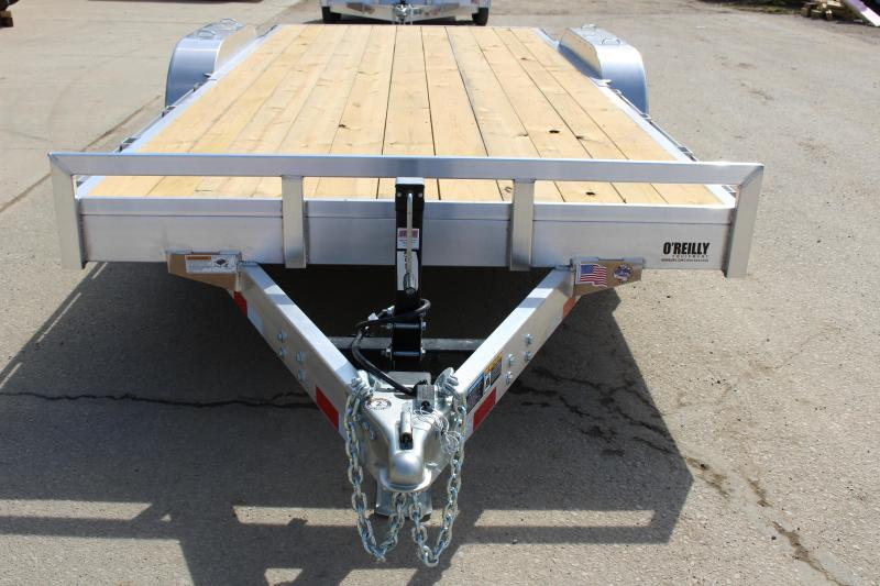 2018 H and H Trailer 7 x 20 Car / Racing Trailer