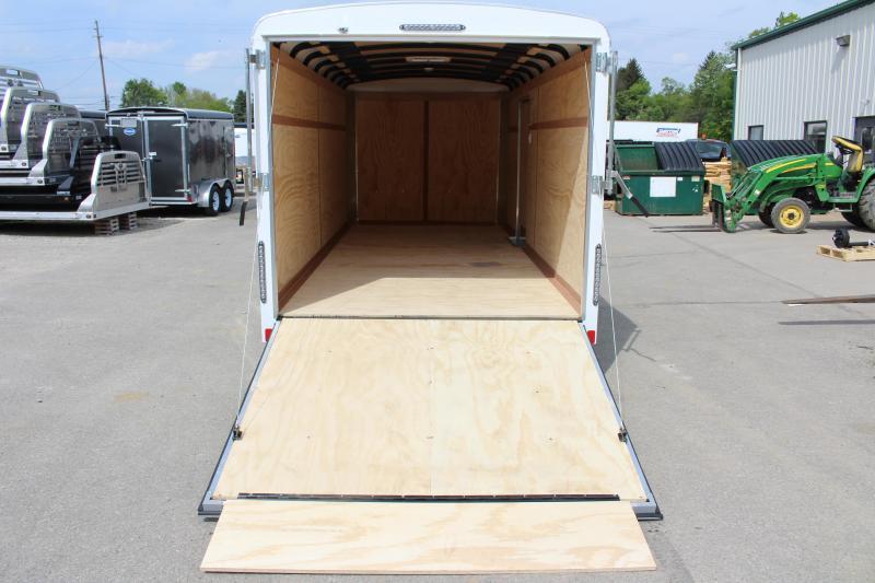 2018 United Trailers 7 x 16 Enclosed Cargo Trailer