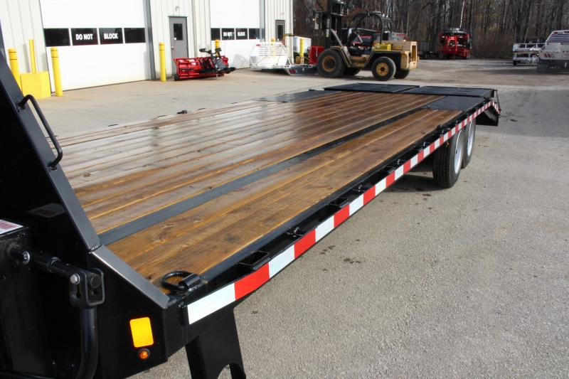 2018 Sure-Trac 8.5 x 25 Used Flatbed Trailer Used