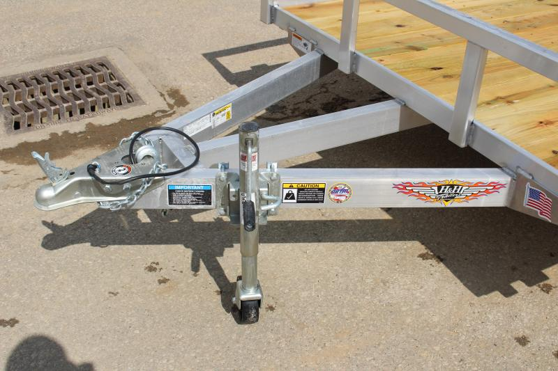 2019 H and H Trailer 6.5 x 12' Utility Trailer