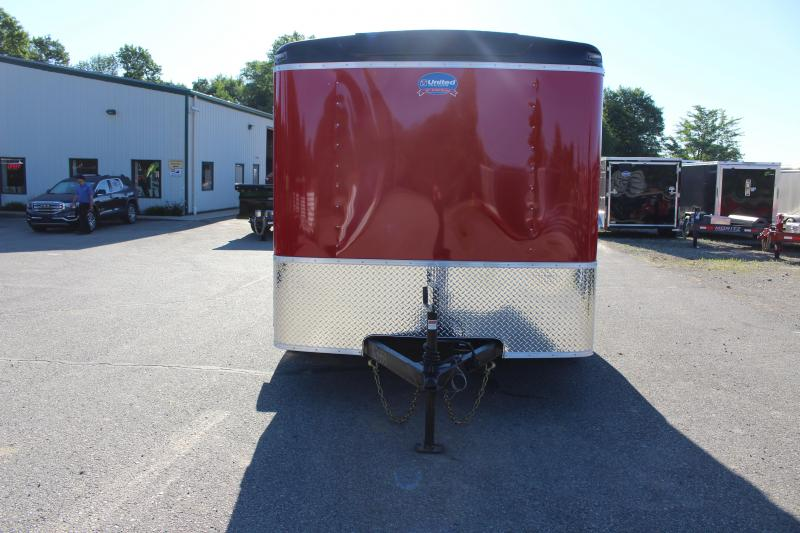 2019 United Trailers ULH 7' x 10'' Enclosed Cargo Trailer