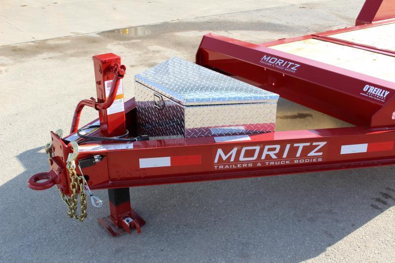 2018 Moritz 16+4 Tilt Trailer