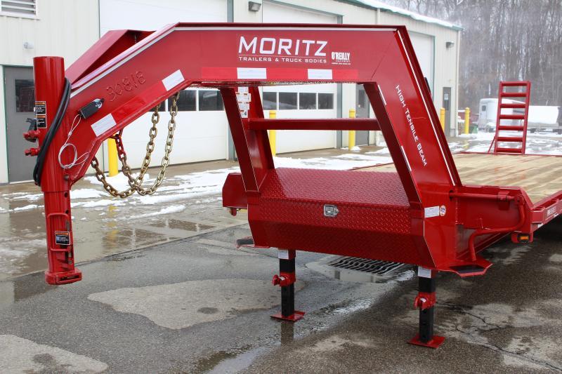 2018 Moritz International FGSH5-20 Flatbed Trailer