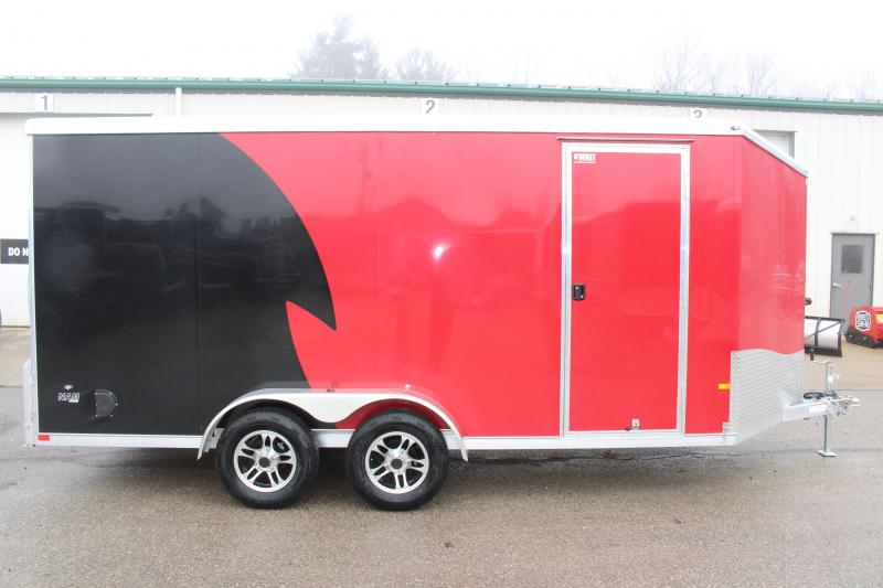 2019 NEO Trailers NAM 7 x 16 Enclosed Cargo Trailer