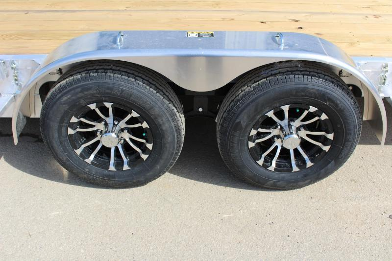 2019 H and H Trailer 7 x 20 Car / Racing Trailer