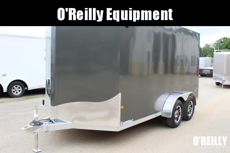 2018 NEO Trailers NAV 7 x 14 Enclosed Cargo Trailer