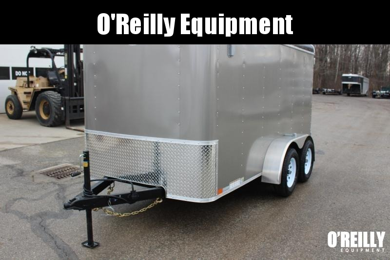 2020 United Trailers 6 x 12' Enclosed Cargo Trailer