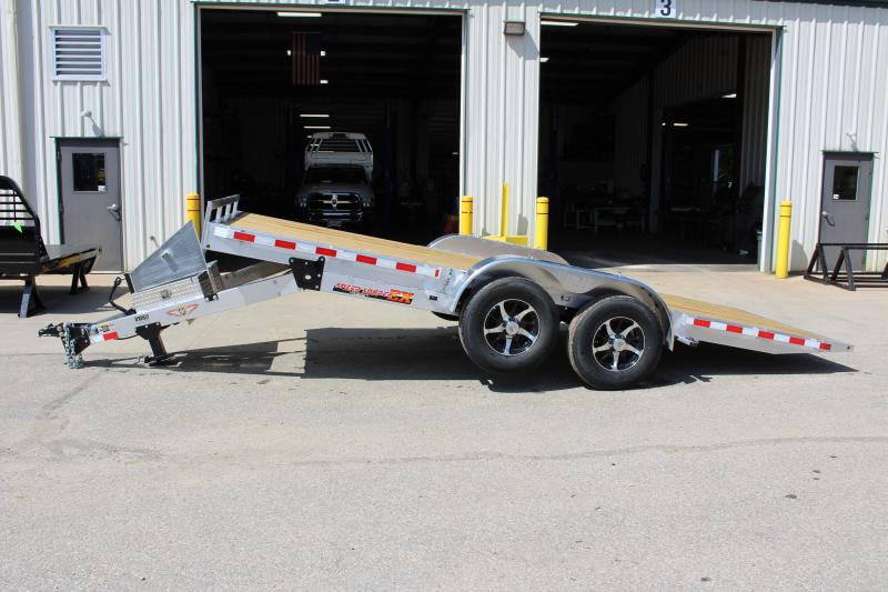 2017 H and H Trailer 7' x 18' Utility Trailer