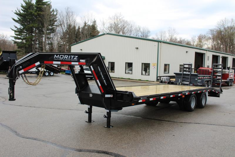 2019 Moritz International FGSH 5-20 Flatbed Trailer in Ashburn, VA