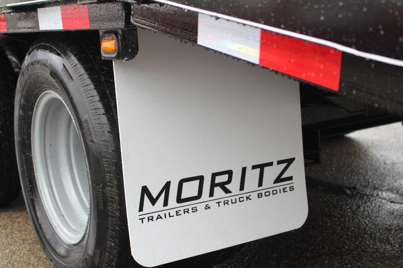 2019 Moritz International FGSH 5-20 Flatbed Trailer
