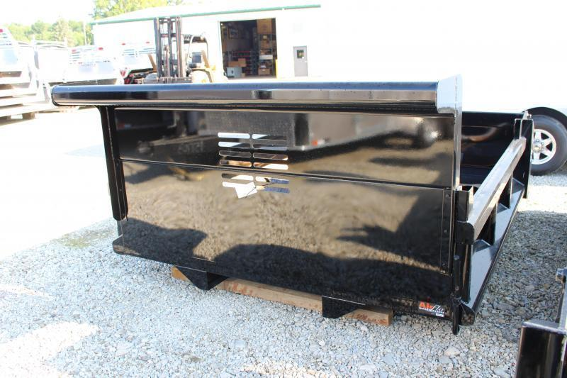 2017 Air-Flo 9' Steel Truck Bed - Dump Body