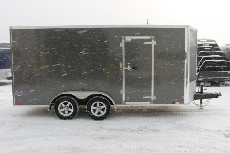 2018 United Trailers UXTV 7x19 Enclosed Trailer