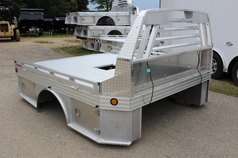 2019 Hillsboro Industries H4000 8 x 9.4 Truck Bed - Service Body