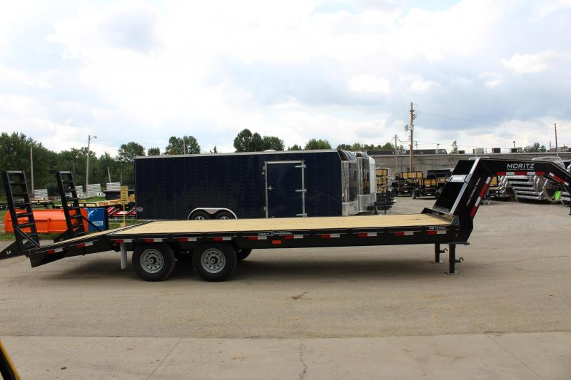 2018 Moritz International FGSH5-20 Flatbed Trailer