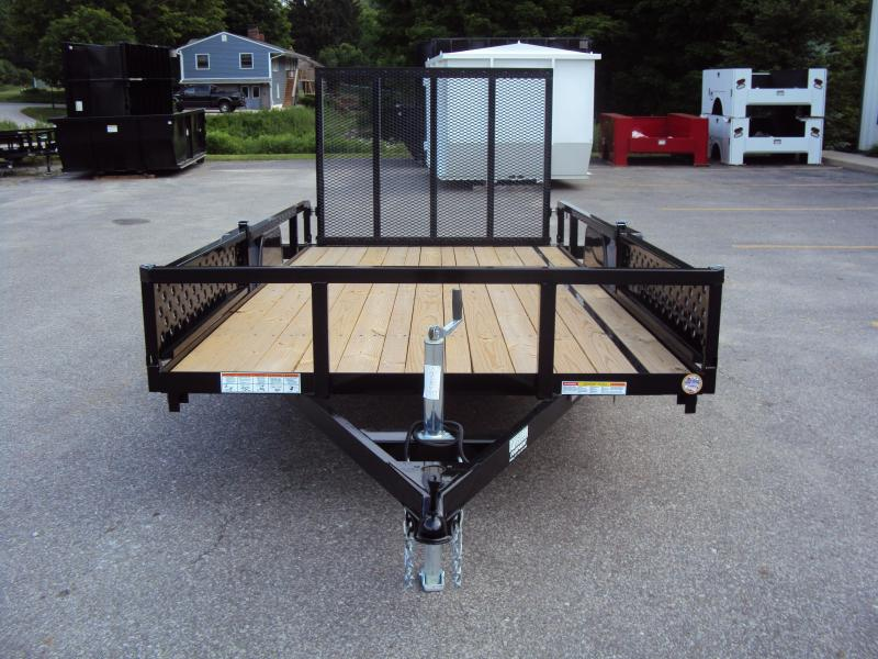 2018 Sure-Trac 6 x 12 ATV Trailer