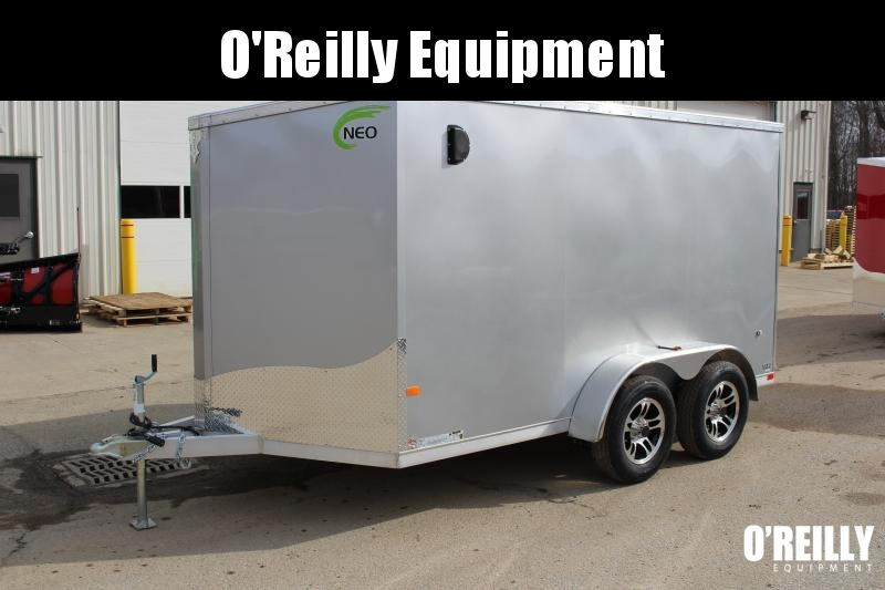 2019 NEO Trailers NAV 7 x 12 Enclosed Cargo Trailer